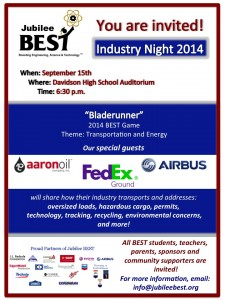 BEST Industry Night